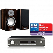 Arcam SA30 + Monitor Audio Gold 100